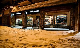 Code promo sur la location de skis à Tignes
