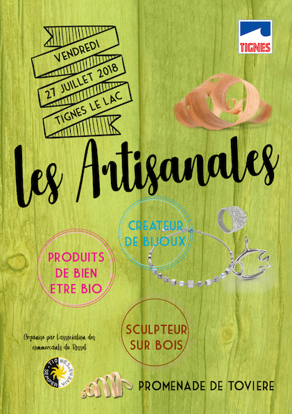 Affiche artisanales 2018