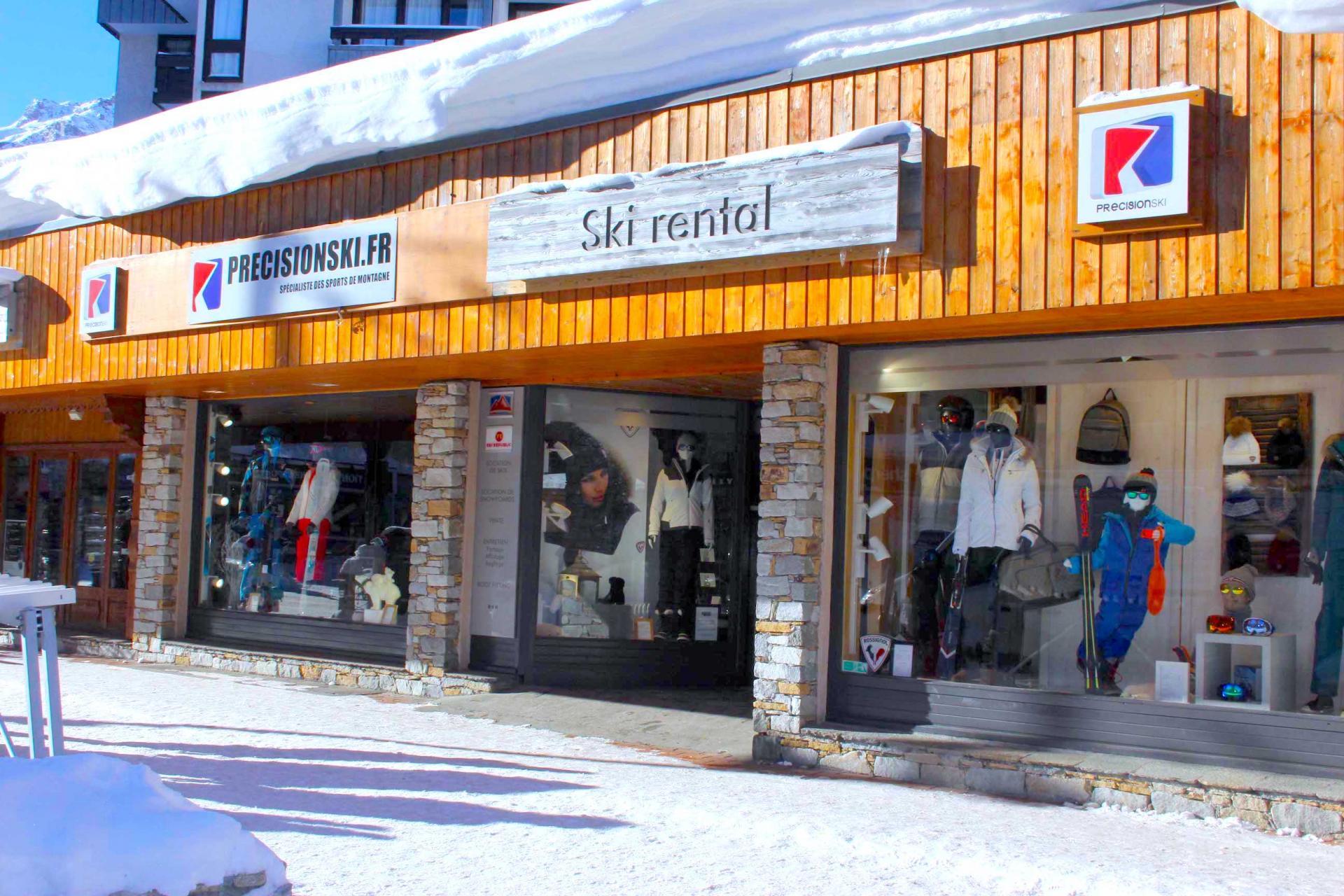 Code promo location de skis et snowboard à Tignes