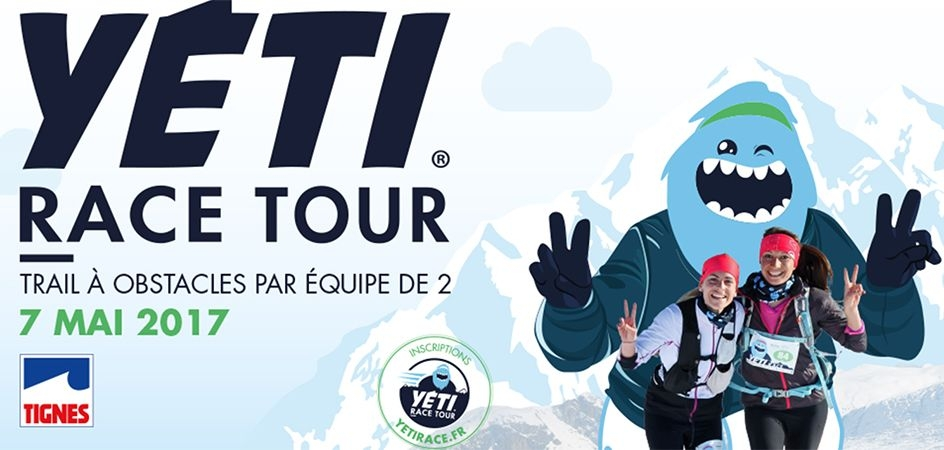 Yeti race of 7 may 2017 in tignes