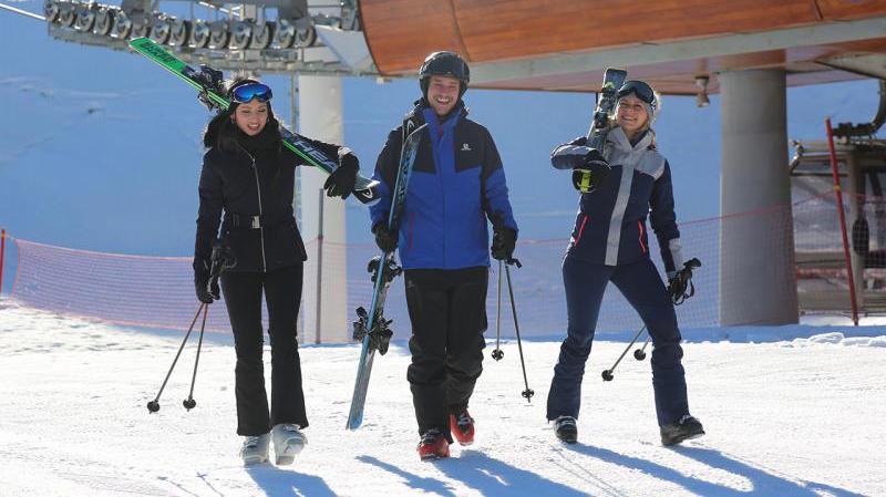 Louez votre tenue de ski en ligne